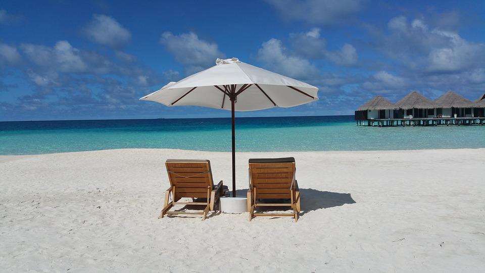 voyage en amoureux aux Maldives