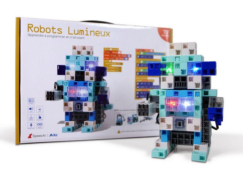 coder un robot